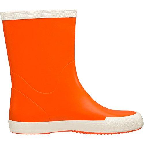 Helly Hansen Womens W Nordvik Rain Boot Pumpkin/Off White (Matte) rWo0NCMbN