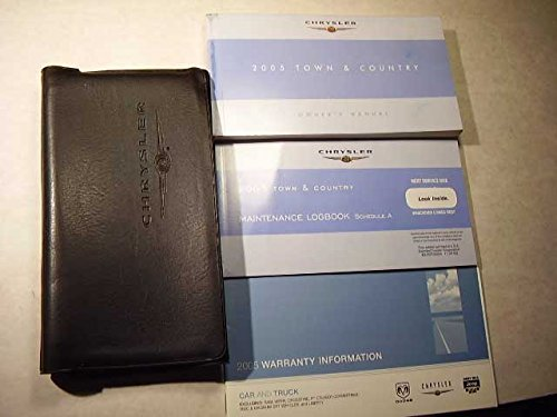 2005-chrysler-town-and-country-owners-manual