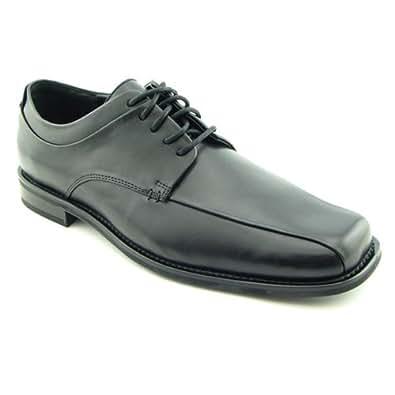 Calvin Klein Men's Horatio,Black Dress Calf,US 7 W