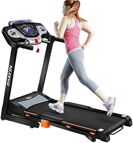 Home Treadmill 3.5CHP Folding Incline Treadmill