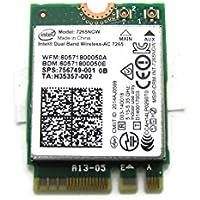 New Genuine HP EliteBook Folio 1020 G1 G2 Intel Dual Band Wireless-AC 7260 802.11 ac 2x2 WiFi and Bluetooth 4.0 756749-001 756749-005