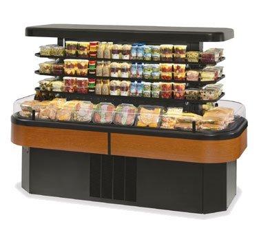 Federal Industries Specialty Display Island Self-Serve Refrigerated Merchandiser, 84