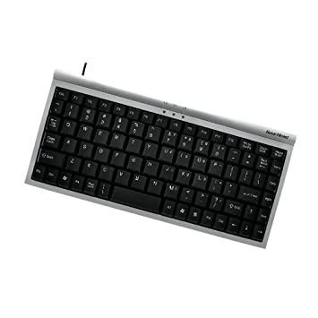 Amazon Gear Head 89 Key Mini USB Windows Keyboard Electronics
