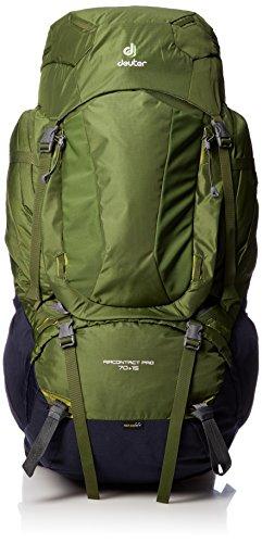 Deuter Aircontact Pro 70+15 Backpacking Pack,...
