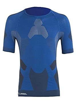 Lurbel Camiseta running mujer primera capa Freedom azul talla L: Amazon.es: Deportes y aire libre