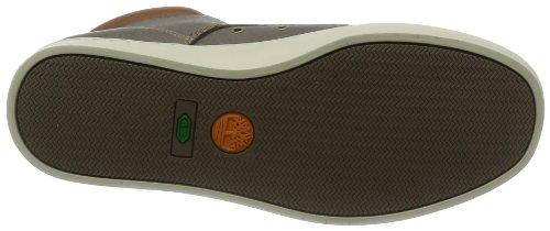 Timberland Earthkeepers Adventure Cupsole Chukka - Zapatillas de Deporte de cuero hombre marrón - Marron (Brown)