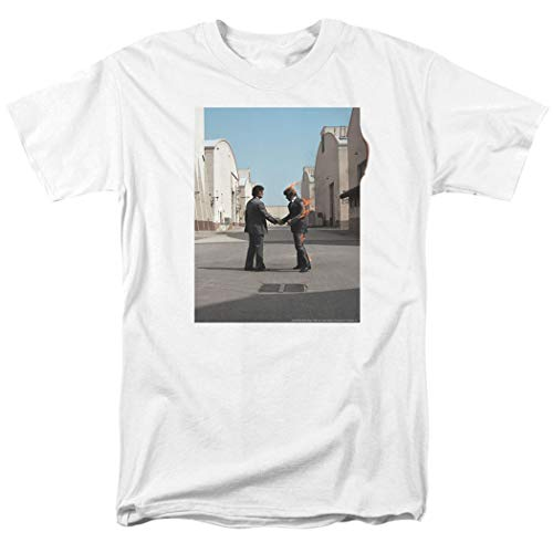 Pink Floyd Wish You were Here Rock Album T Shirt & Exclusive Stickers (Medium)