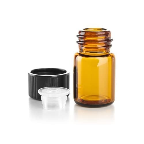 Essential Oil Pocket Chef® Keychain Kit w/ Cilantro, Lime, Ginger, Black Pepper, Lemon, Oregano, Thyme & Basil in (8) 2ml drams by Davina