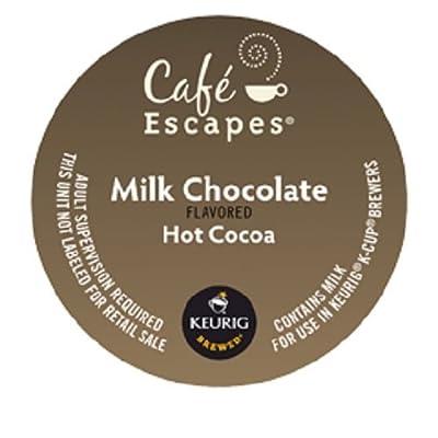 Cafe Escapes, Keurig K-Cups, 72 Count from Café Escapes