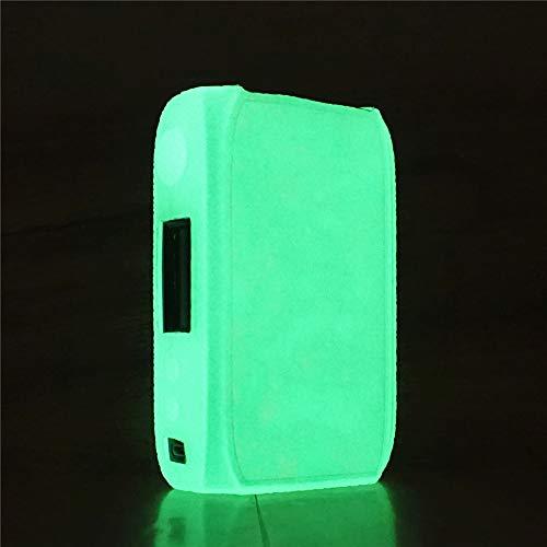 ModShield for iJoy Shogun UNIV 180W TC Silicone Case ByJojo Protective Cover Shield Sleeve Wrap Skin (Glow-in-The-Dark)
