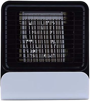 Ventilador de aire acondicionado portátil, cargador de la UE y ...