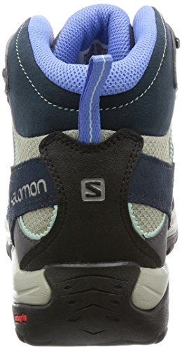 Salomon Gtx 2 Mid Femme Black Ltr Bottines Ellipse W rr4qHpv