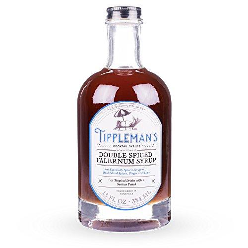 Tippleman's Double Spiced Falernum Cocktail Syrup - 13 - Cocktail Velvet