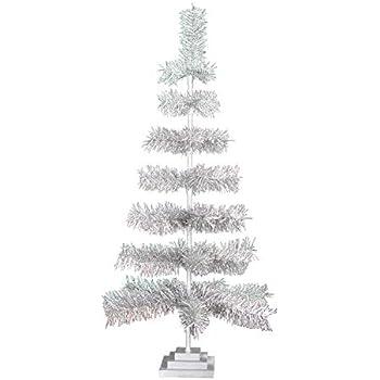 Amazon Com Brandi Decor Aluminum Christmas Tree With Color Wheel