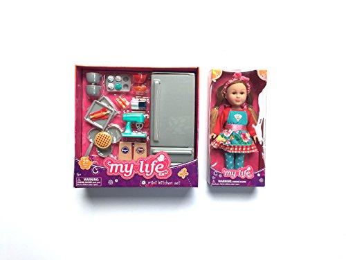 my life doll food - 9