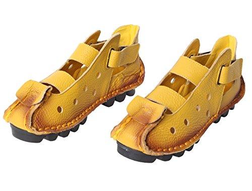 Mujer Style1 Matchlife Zapatillas De gelb Casa qUnSACw