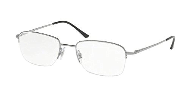 Polo Mens PH1001 Eyeglasses Gunmetal 53mm
