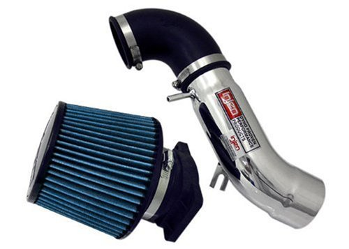 Chrome Polished Intake System - Injen Technology SP1845P Polished Mega Ram Short Ram Intake System