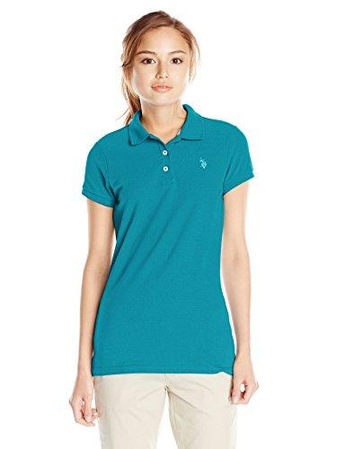 U.S. Polo Assn. Juniors Solid Pique Polo Shirt