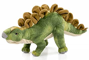 estegosaurio huesos placas Lagarto dinosaurios 42 cm Peluche ...
