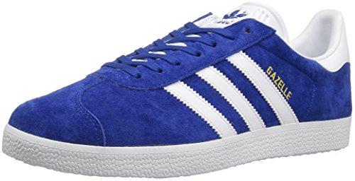Adidas Originals Herren Gazelle Schnür-Sneaker Collegiate Royal / Weiß / Gold Met.