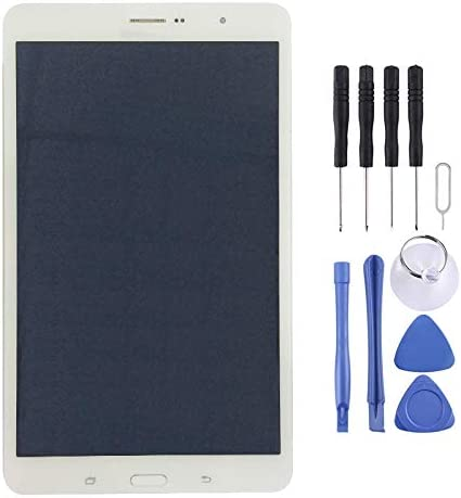 Touch Panel for Galaxy Tab Pro 8.4 3G // T321 White New in 2020 Color : White Guantianyong LCD