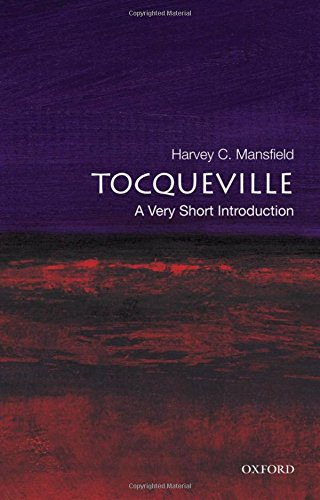 Tocqueville: A Very Short Introduction