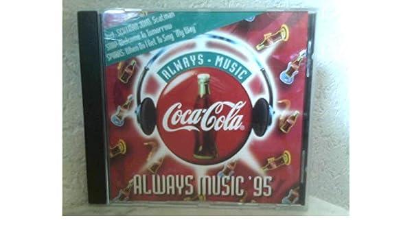 Always Music 95 Coca-Cola - Original BMG-Ariola Records 1995 ...
