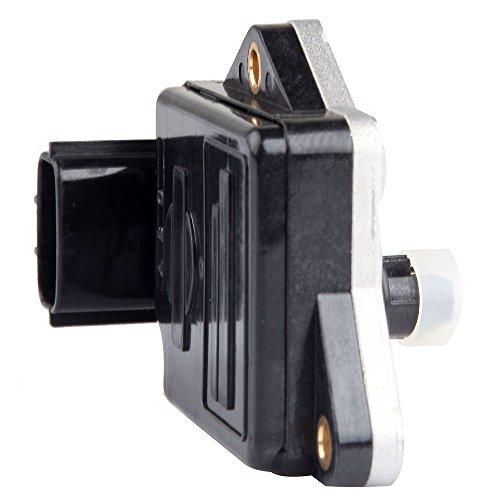 (SCITOO MAF Mass Air Flow Sensor Meter Compatible Fit for Nissan Pickup 1995 1996 D21 1990 1991 1992 1993 1994 2.4L AFH55M10 74-50052)