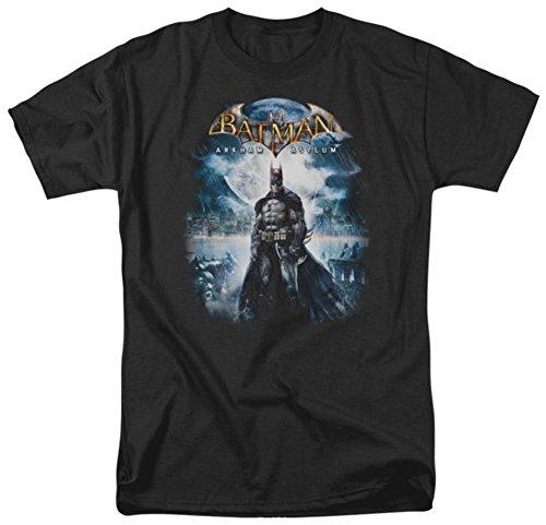 Batman AA-Game Cover T-Shirt Size L