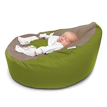 Groovy Amazon Com Rucomfy Luxury Cuddle Soft Gaga Baby Bean Bag Machost Co Dining Chair Design Ideas Machostcouk