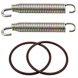 Raven Exhaust O-ring & Spring Kit for Honda CR250R 1992-2001