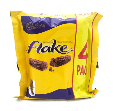 Original Cadbury Flake Pack Imported From The UK, -