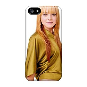 Iphone 5/5s Case Bumper Tpu Skin Cover For Lindsay Lohan Accessories