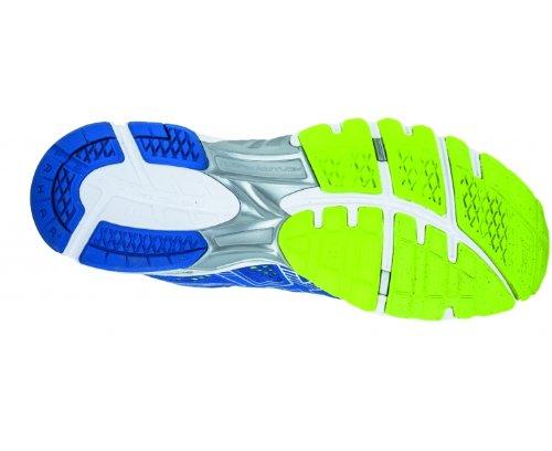 Asics Gel-Ds Trainer 19, Scarpe Da Corsa da uomo Blu(blau / Neongelb)