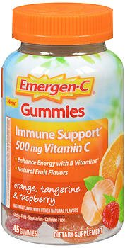 Emergen-C Immune Support – 45 Gummies, Pack of 3 For Sale