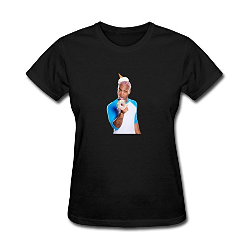 XIULUAN Women's Todrick Hall Funny T-shirt Size XL ColorName Short Sleeve