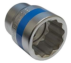 "AERZETIX: Llave de vaso 12 caras 36mm 3/4"" - C4230"