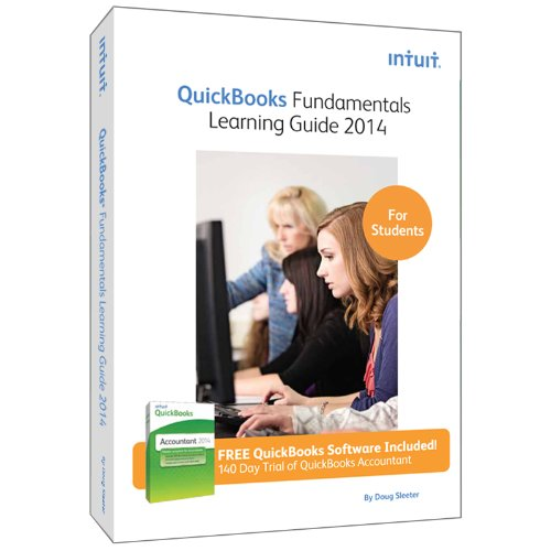 amazon com quickbooks fundamental learning guide 2014 with rh amazon com QuickBooks Part 1 quickbooks fundamentals learning guide 2014 pdf