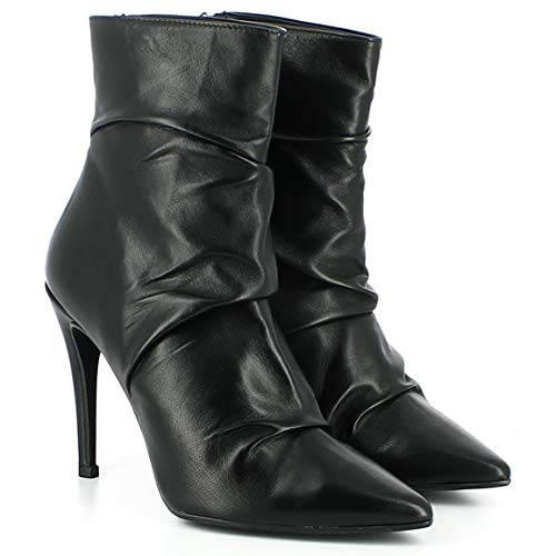 Follie Divine Divine Femme Noir Bottines Follie 58wqwRE