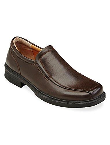 Deer Stags Men's Greenpoint Slip-On Loafer Dark Brown 16 EEE US ()