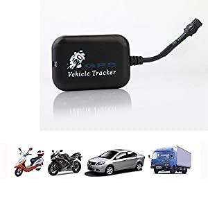 GPS Tracker Car Vehicle Motorcycle Truck Real time GSM GPRS Track Device Alarm