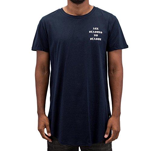 T-Shirt Sixth June M2207VTS Größe: L Farbe: blue