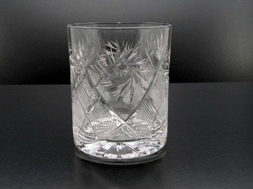 vintage cut glass - 8