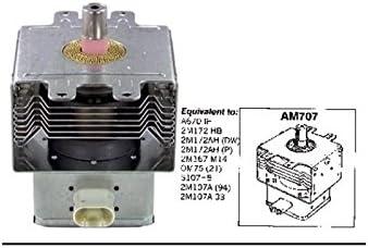 Whirlpool–am707magnetrón 2458MHz, 4,0KV–850W para Micro microondas Whirlpool