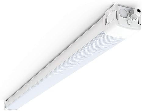 LED Feuchtraumleuchte Feuchtraumlampe 60cm 120cm 150cm Wannenleuchte Kaltweiß DE
