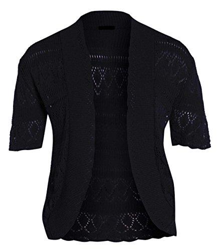 Nouveaux Grande Taille Femmes tricot long Bol 7pq0v