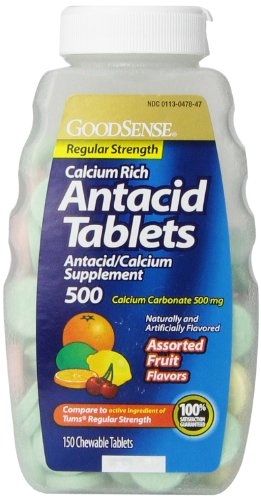 goodsense-calcium-regular-strength-antacid-tablets-assorted-fruit-flavored-150-count