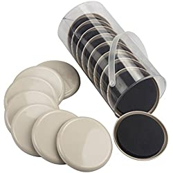 Furniture Movers 3.5 inch Moving Pads 16 PCS Furniture Sliders Protect Your Furniture Floor