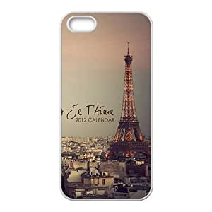 Paris personalized creative custom protective phone case for Iphone ipod touch4